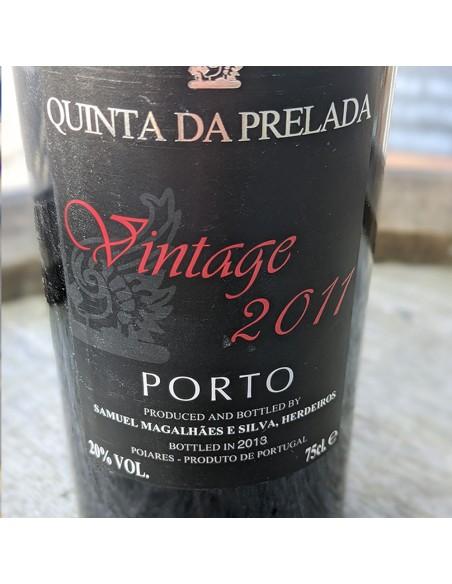 Vintage 2011 - Quinta da Prelada