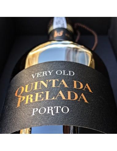 Very Old Tawny Port (60 year old) - Quinta da Prelada