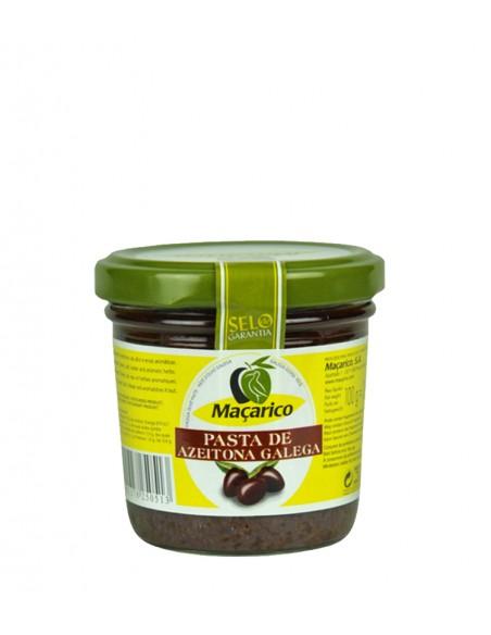 Tapenade af galega oliven - Maçarico
