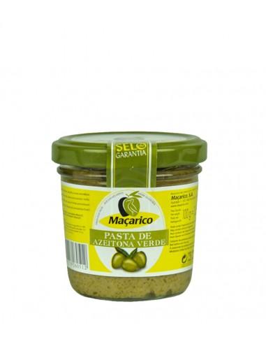 Tapenade af grønne oliven - Maçarico