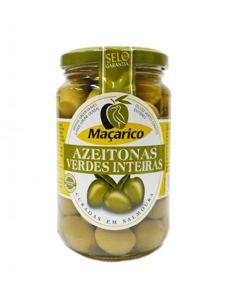 Kæmpe store grønne oliven m/ sten - Maçarico