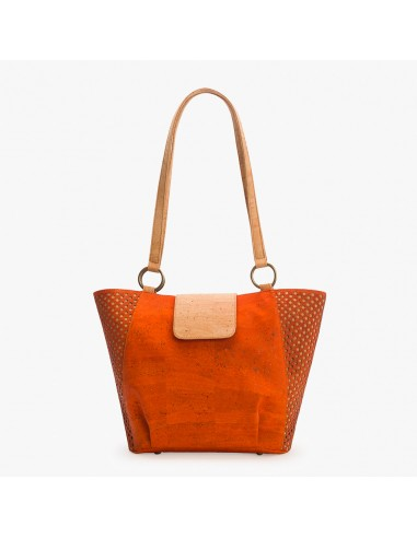 Tote bag af kork - Orange