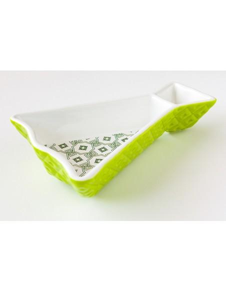 Olivenskål - Grøn