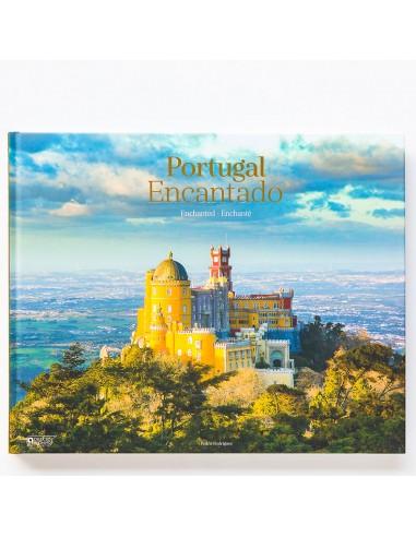 Portugal Encantado / Fortryllet Portugal - Bog