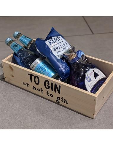 Det Blå Gin Kit