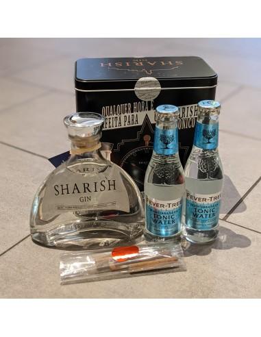 Sharish Gin Kit, i Tindåse