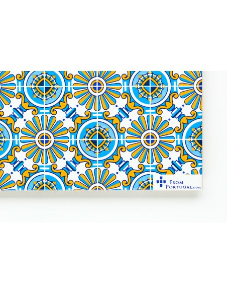 Bordskåner, Kakkel - Azulejo, 3