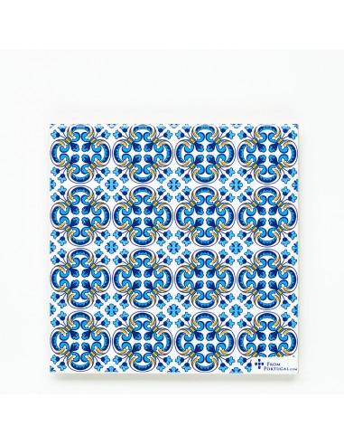 Bordskåner, Kakkel - Azulejo, 4