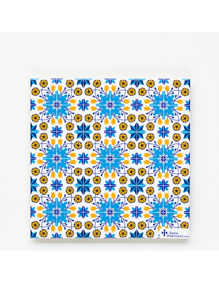 Bordskåner, Kakkel - Azulejo, 6