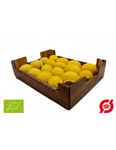 Økologiske Citroner, 3 kg