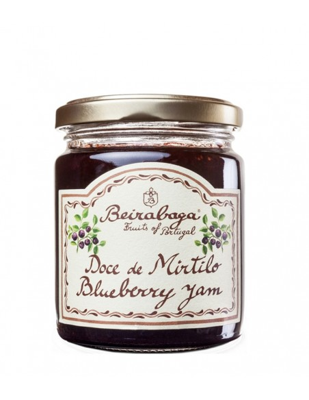 Blåbær Marmelade - Beirabaga