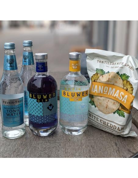 Bluwer Gin Kit - Sharish Gin