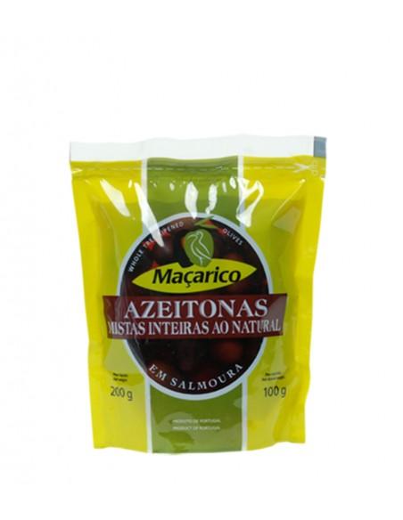 Blandet modnet oliven m/ sten - Maçarico