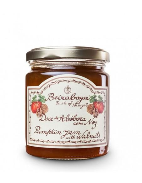 Græskar marmelade med valnødder - Beirabaga