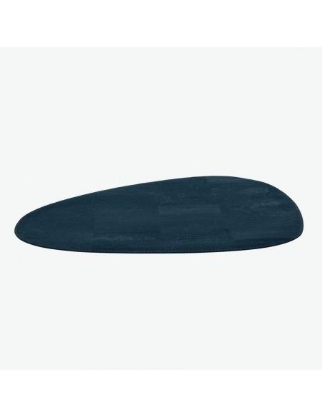 Dække serviet - Kork, Mørkeblå