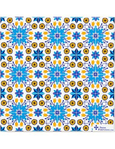 Azulejo, Kakkel 6