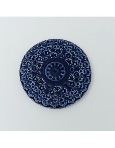 "Coaster / Kakkel ""Azulejo"", Blå - Duro"