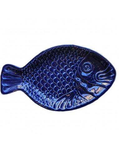 Fiske Fad, Blå - Duro