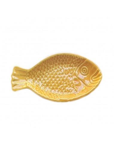 Fiske Fad, Gul (Lille) - Duro