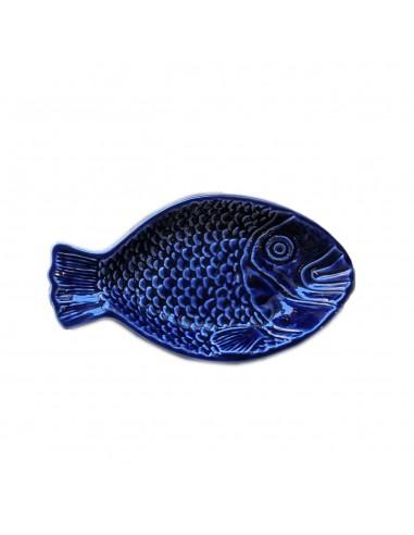Fiske Fad, Blå (Lille) - Duro