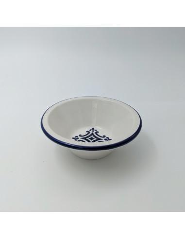 Miniskål, Blå Mosaik - Duro