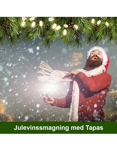 Jule vinsmagning og tapas, Aalborg - 3. december 2021