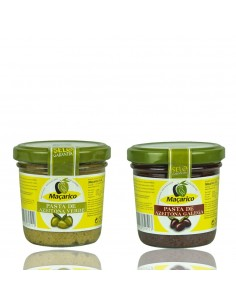 2 x Oliven tapenade