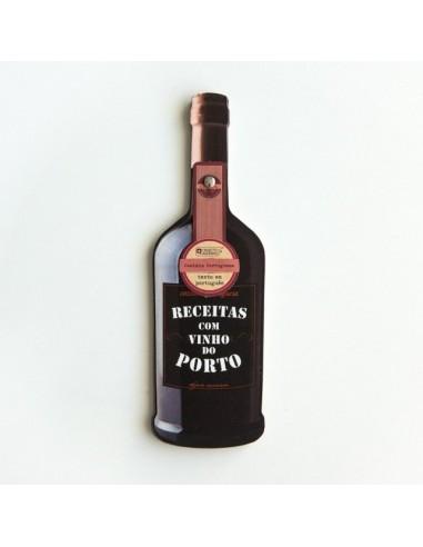 Opskriftsbog med Portvin