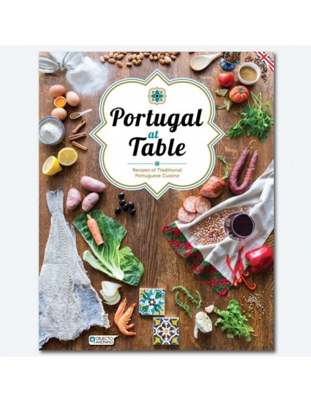 """Portugal at Table"" - Traditionel kogebog"